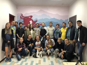 Мастер-класс Александра Глушкова